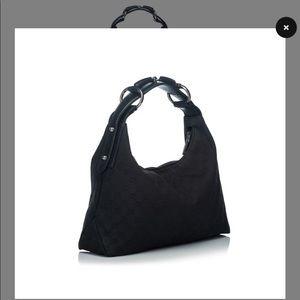 Gucci Horsebit Hobo Bag